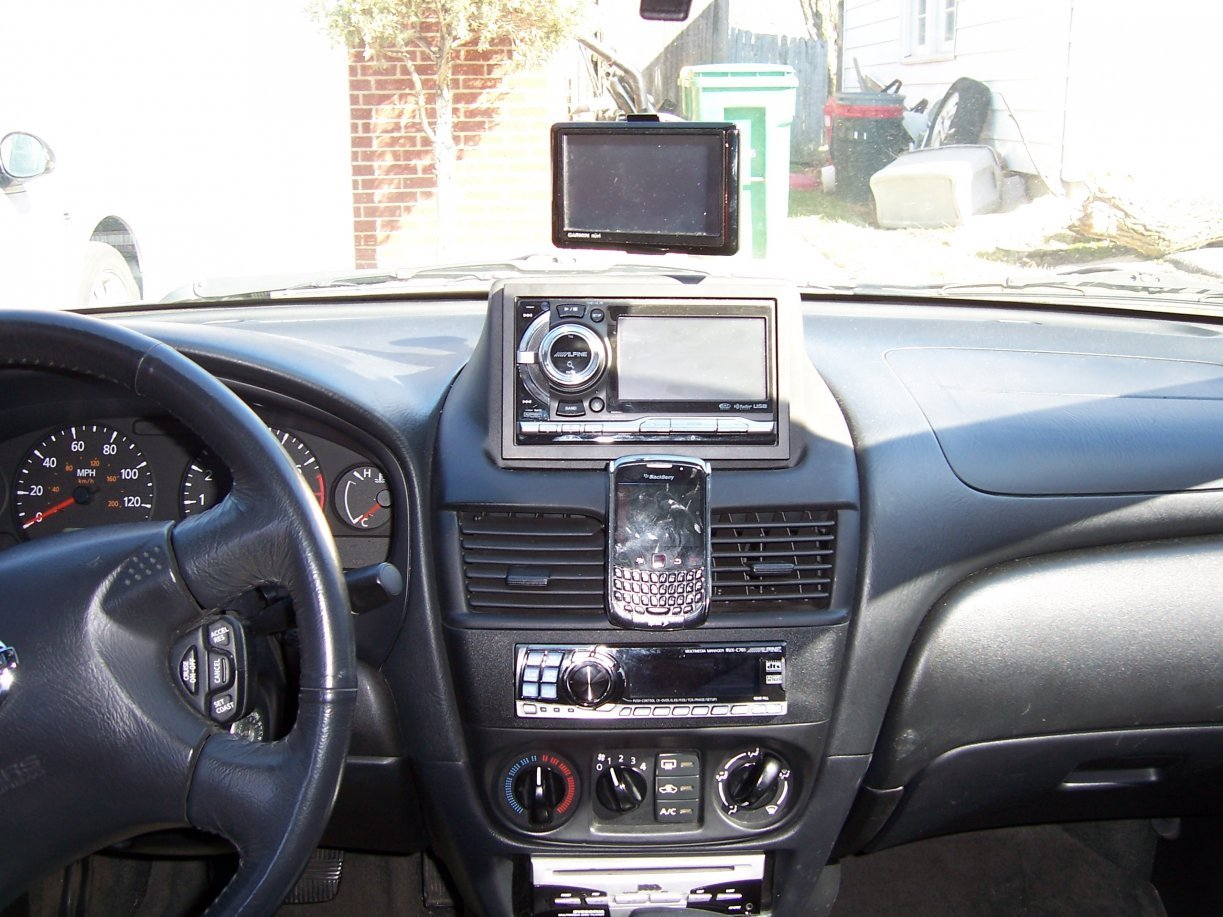 Double din for a 2003 spec v help name 1000237g views 6528 size 1935 kb vanachro Gallery