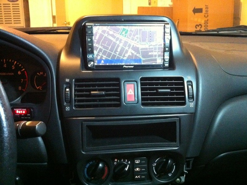 FS Pioneer Avic D2 Double Din, BT , ipod adapter All ...