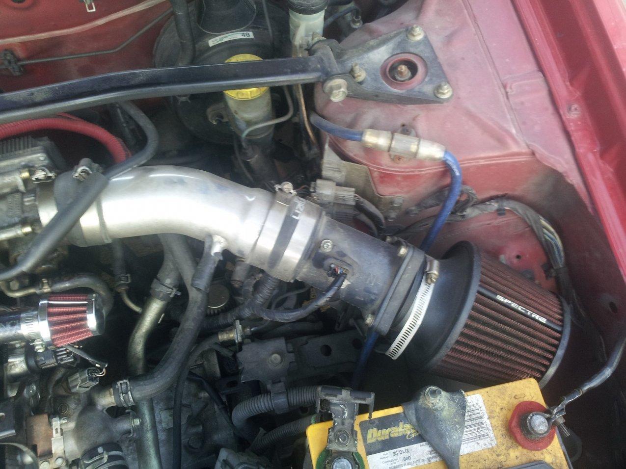 FS: AEBS Header/S Pipe, 05 ECU, Megan Catback Exhaust, OBX ...