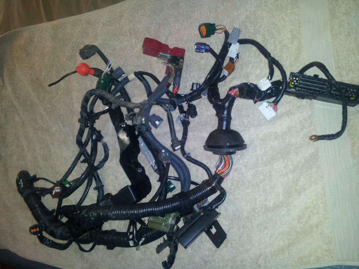 All B15 Models Vq Swap Harness