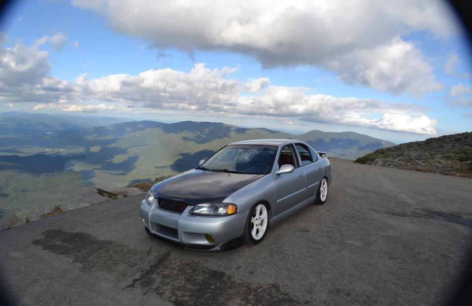 $5000 2002 Nissan Sentra SE-R Spec V - Epping, NH