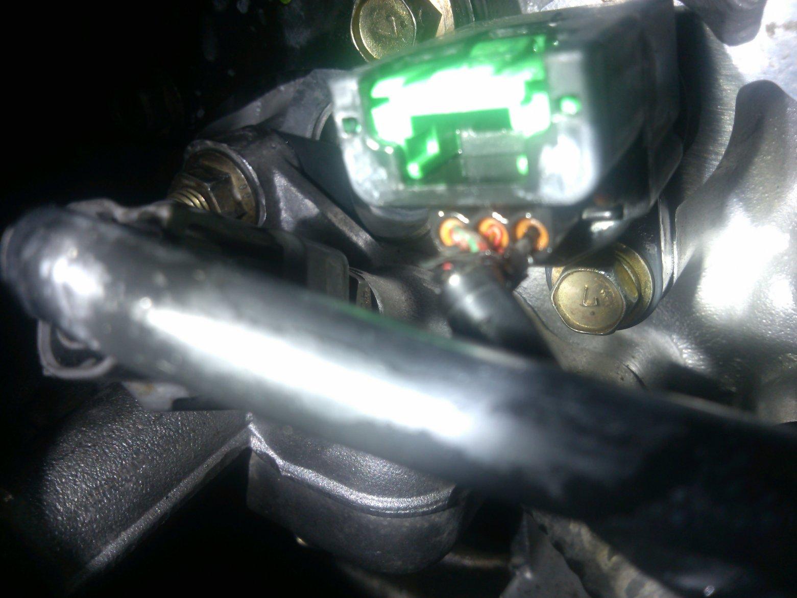 WRG-8908] Nissan Crankshaft Sensor Wiring