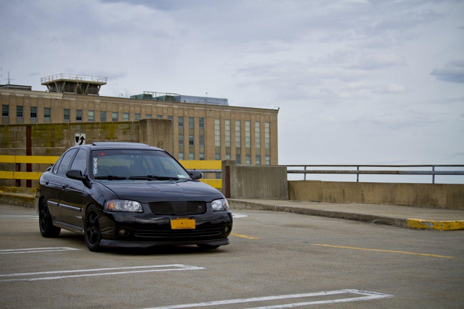2006 Nissan Sentra Se R Spec V >> 04 06 Blk Nissan Sentra Se R Spec V 2006 8k