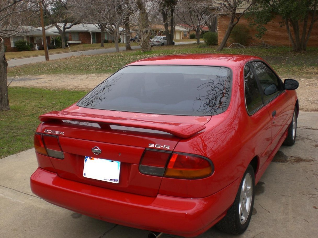 Thread 1995 Red 200sx Se R Sold