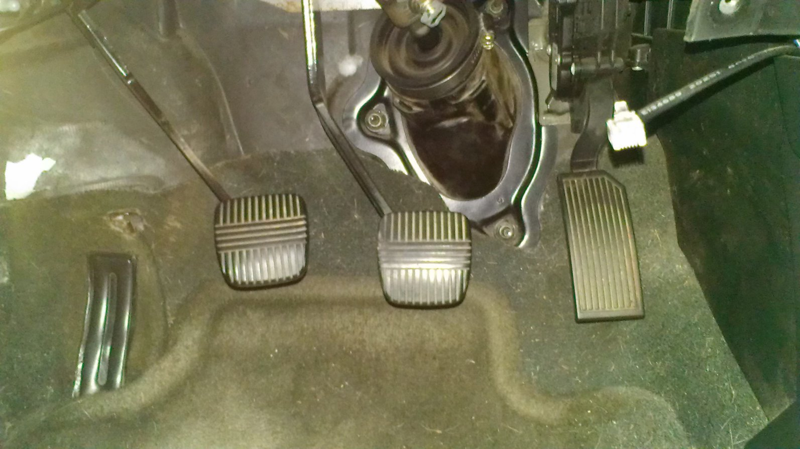 nissan sentra clutch pedal adjustment
