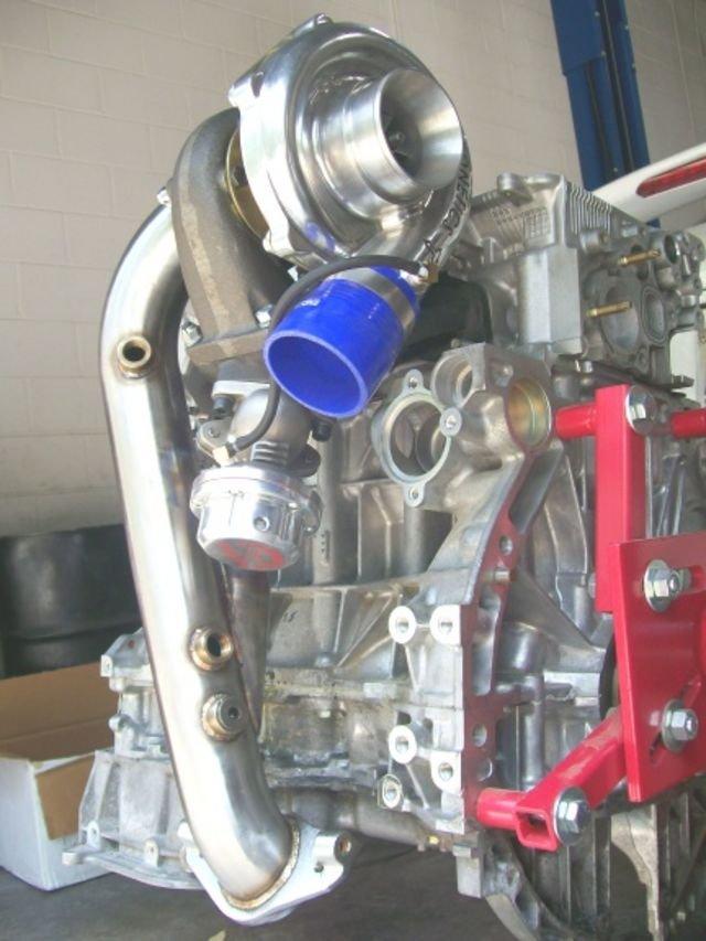 treadstone turbo kit B15