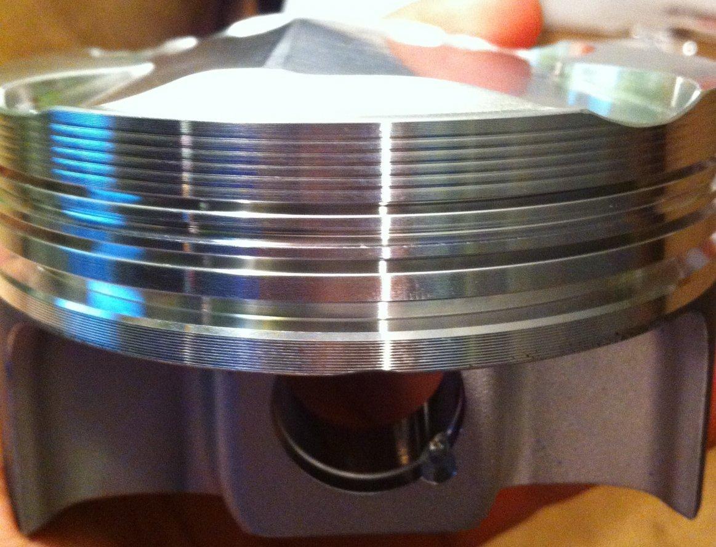 QR25DE NEW Wiseco Pistons FOR SALE 10.5:1 on 15psi