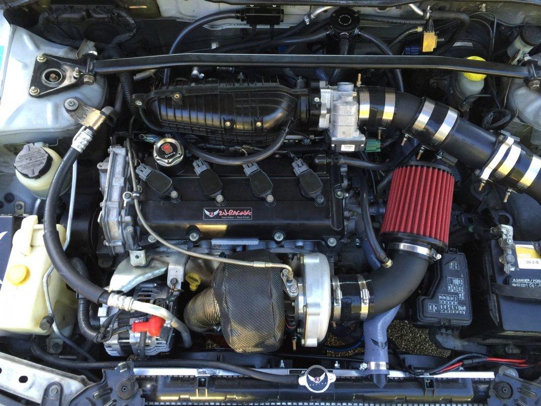 05 Spec V Turbo On All Stock Motor A Nissan Sentra Forum